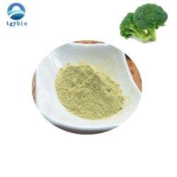 Vente chaude naturelle de grande qualité extrait de l'extrait de brocoli Sulforaphane