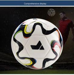 새로운 고급 No. 5  PVC 기계 꿰매는 훈련 Football&Soccer