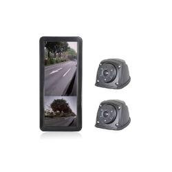 12.3 video elettronico dello specchio di retrovisione di pollice HD con luminosità 1000CD/M2