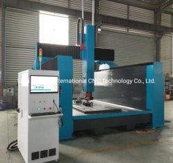 5개의 도끼 CNC 대리석 조각 기계 가격/맷돌로 가는 및 절단기 돌 CNC