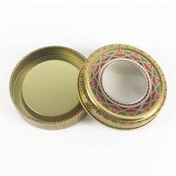 Boîtes de la fenêtre d'épices Safran vanille cannelle la noix de muscade Poivre boîte