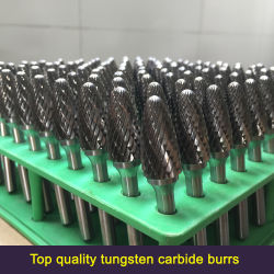 Bramen van het Carbide van het Wolfram van de Bramen van het Carbide van de hoogste Kwaliteit de Roterende