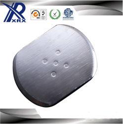 Индивидуальные маленькие металлическую деталь штамповки, сталь никелевое покрытие металлические части переключатель потолочной лампы
