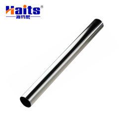 Armario armario de la rampa de acero cromado tubo redondo de armario colgante