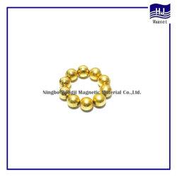 La enseñanza de colores o divertirse bolas Neocube neodimio NdFeB Material magnético imán con una alta calidad
