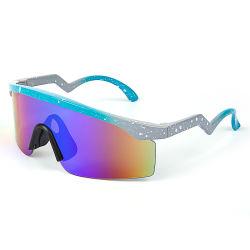 Flash Sale Hot Fashion 80 's Cat 3 Stil UV 400 Polarisierte übergroße Sonnenbrille für Männer Frauen
