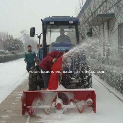 Astuce La qualité CX180 60-90de 1,8 m de largeur de travail HP monté avant du tracteur souffleuse à neige Hot la vente au Canada