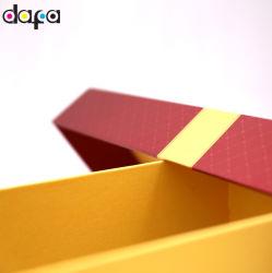 Glattes kundenspezifisches Drucken-Rotwein-Kasten-Oberflächenmodell Nr. Gift-51 in Shanghai Df420