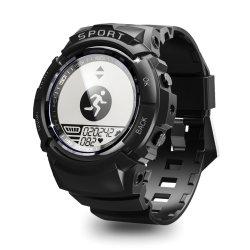 50м профессиональный водонепроницаемый Спортивные часы с компасом динамическая частота сердечных сокращений Smartband мужчин Bluetooth смотреть