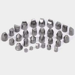 Botão de carboneto de tungstênio insertos para brocas de perfuração de rocha