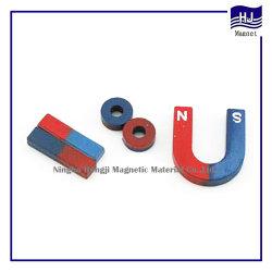 教授のアルニコの磁石長いストリップのウエファーU字形の形磁気材料