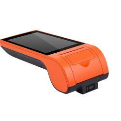 Hand-Terminal Positions-Ts-M7 mit Kartenleser der Drucker-Doppelbildschirmanzeige-SIM der Karten-IS für Busbahnhof