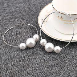 China regalo mayorista Pendientes perla colgante Eardrop de moda para damas