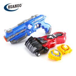 Commerce de gros jouet balise laser infrarouge électrique les armes à feu pour les garçons