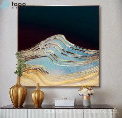 L'Art moderne de verre Peinture d'huile d'image pour la décoration murale (MR-YB6-2036)