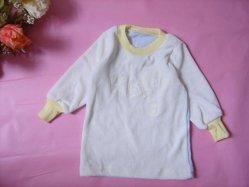 Design personalizado Use o fato de veludo Casual roupas de marca de vestuário para crianças