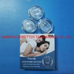Dilatateur Nasal Anti Ronflement magnétique Clip de nez d'arrêt appareil Better Breathing libre le ronflement
