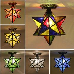 Meyda Тиффани стиле Mini потолочные светильники для домашнего освещения (WH-ТА-09)