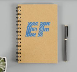 Un libro Grid4 Grid de 5mm de diseño de libro Portátil para ingeniería de la geometría de las tareas de dibujo