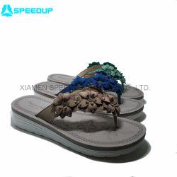 Mode d'été de haute qualité semelle EVA sandale pantoufle pour les femmes