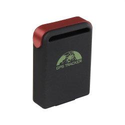 El rastreador personal seguimiento en tiempo real de SMS en línea del sistema GPS GPRS Cobán 102c Auto Tracker GPS Cargador de coche con mando a distancia