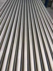 SUS304 316L 310S 2205 321 904L 316ti 2507 C276 Barra redonda de la varilla de acero inoxidable brillante de 304 Bar luminoso bar
