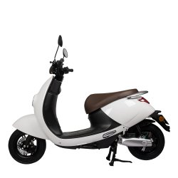 Lobo Guerrero 11 pulgadas Offroad de neumáticos grandes scooter eléctrico 60V35Ah batería LG