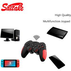 Heißer drahtloser Bluetooth Handy-Multifunktionssteuerknüppel des Verkaufs-OEM/ODM für PC/N-Switch/PS3