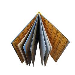 Custom Print История печати картон Usborne дочерних плат с издателем месте УФ магия книги