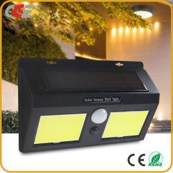Venta caliente buena venta de iluminación exterior IP65 ABS sensores infrarrojos de pared de luz LED