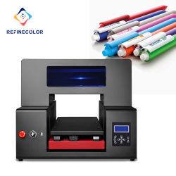 طابعة نفث الحبر عالية السرعة ثلاثية الأبعاد آلة تسبيل لحقيبة الهاتف المحمول، بطاقة PVC، الجولف، الطباعة المعدنية والخشبية