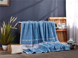 販売毛布のプラシ天の羊毛のBalnketの熱い寝具の一定毛布