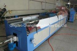 O PVC UPVC amplo painel oco do tecto de perfil Windowsill máquina de extrusão da linha de produção