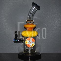 High-end Esigo цветок стекло масло для некурящих DAB буровой установки трубки подачи воды
