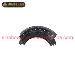 pièces de rechange d'essieu arrière HOWO WG9200340069 mâchoire de frein pour la vente