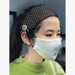 Верхний узел ношение тюрбана головная стяжка эластичные ленты для волос волосы аксессуары для девочек без пробуксовки колес на Knotted волосы с головной стяжкой для женщин