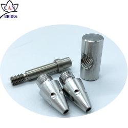 맞춤형 기계 금속 부품 공장 CNC 정밀 소형 설계 베어링 샤프트 파트
