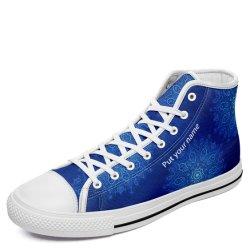 Mode Custom Sneakers High Top Lace-up Schoenen Classic Casual Flat Wandelschoenen