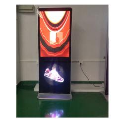 Waterdichte Hoge Signage van de Vertoningen van de Reclame LCD van de Helderheid Openlucht Openlucht Digitale