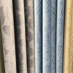 100 % polyester rideau de fenêtre pour la chambre/salle de séjour