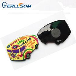 예를롬 Custom Metals 재밌게 만든 맞춤형 3D 냉장고 PVC 냉장고 자석 Y21032329