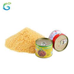 Pour les conserves de Gélatine comestible produits halal
