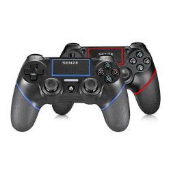 لوحة ألعاب Senze Sz-4002b Wireless Hight Quality Bluetooth Game Controller ألعاب ألعاب الفيديو ألعاب عصا التحكم ملحقات ألعاب PS4 سوني