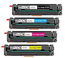 Asseel Qualidade Superior Crg-054H CRG-054 toner colorido Cartucho Premium para Imageclass MF642Impressoras da CDW