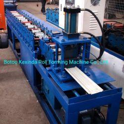 Galvanisierte Stahlabstellgleis-Wand-kalte verbiegende Rolle, die Maschine bildet