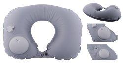 3 seconden Opblaasbare opblaasbare kussen multifunctionele lendensteun Air Neck Pillow Voor rijaandrijving en vliegtuig (ANP001)