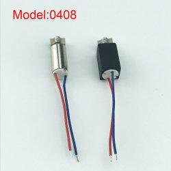 Hoge snelheid 0408 de Elektronische Motor van de Micro- Motor van de Trilling voor het Product van het Alarm