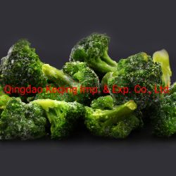 Gefrorenes Gemüse, Brc Grad a, organisches bestätigt, fabrikmäßig hergestellt