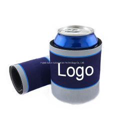 Botella boda Stubby soporte refrigerador acogedora partido nupcial a favor de Don