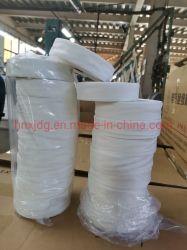 La alta calidad de algodón negro tipo cinta aislante y materiales de tela de fibra aislante cinta bandas